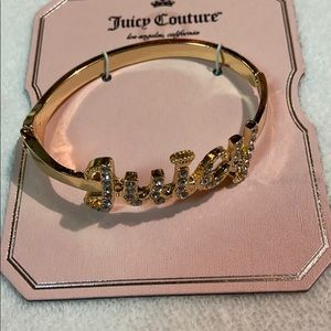 NWT Juicy bracelet
